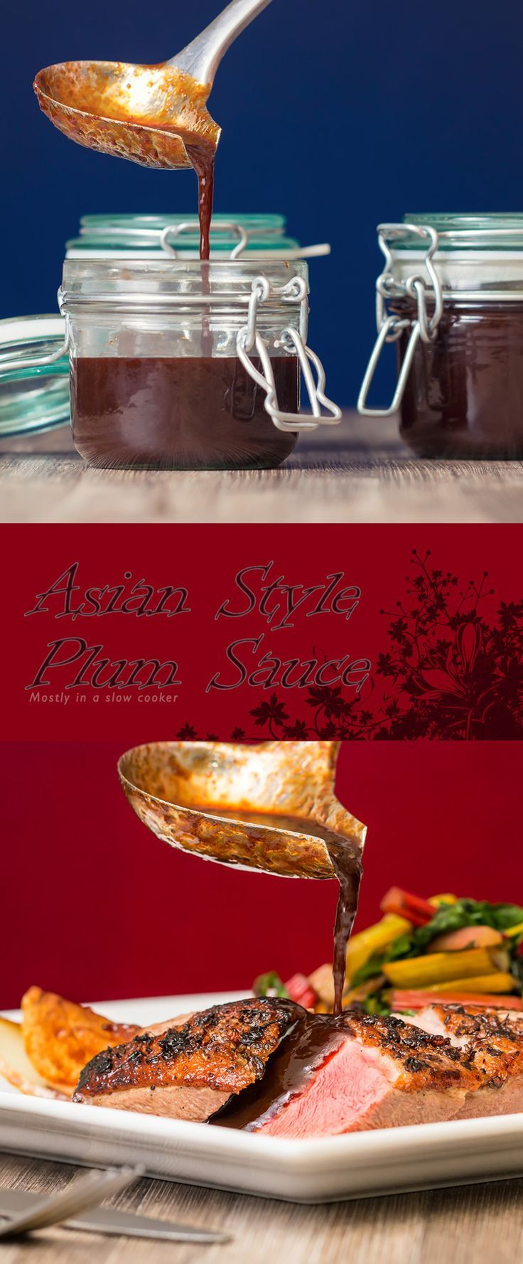 Slow Cooker Asian Plum Sauce Recipe Asian Plum Sauce Is So Easy To Make In The Slow Cooker It Seems Silly To Bu Slow Cooker Asian Plum Sauce Recipe Plum Sauce