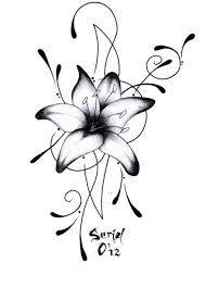Dessin Tatouage Fleur De Lotus Recherche Google Tattoos