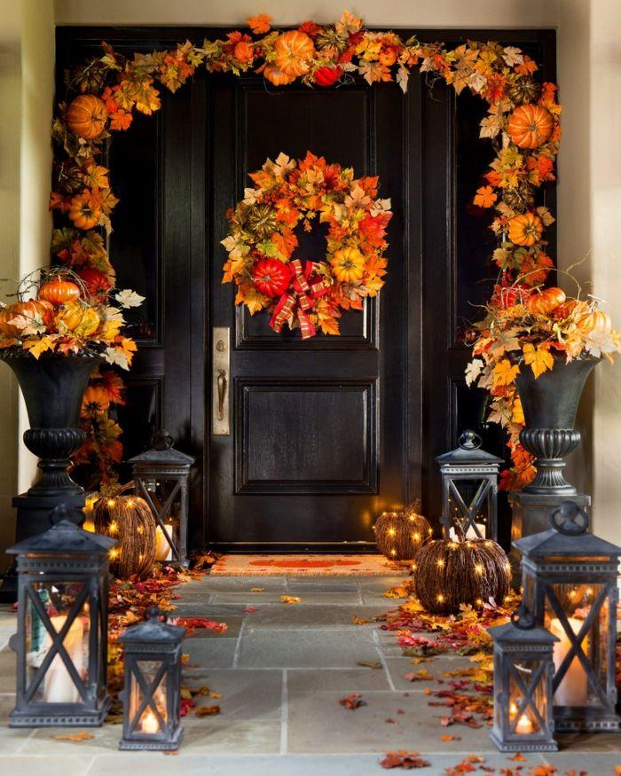 Dekoideen Herbst Bringen Sie Den Herbst Nach Hause Dekoideen