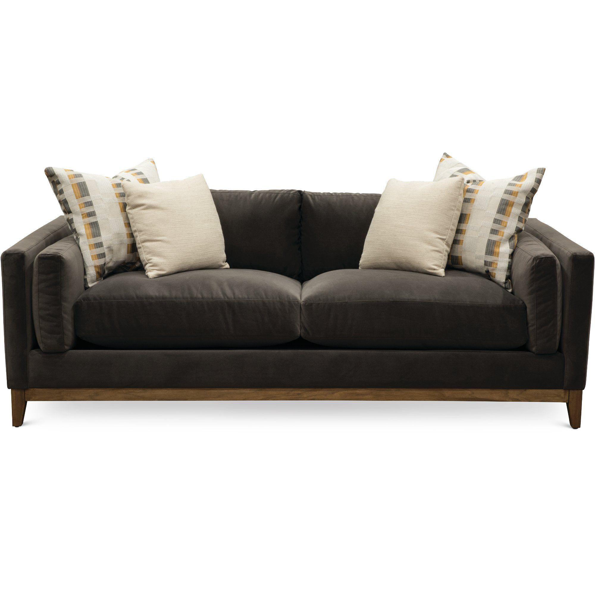 Best Modern Mink Brown Velvet Sofa Kelsey Sofa Velvet Sofa 640 x 480