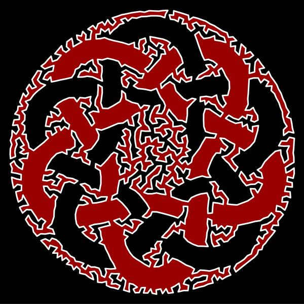Tsp Art By Robert Bosch Math Art Line Drawing Continuous Line Drawing