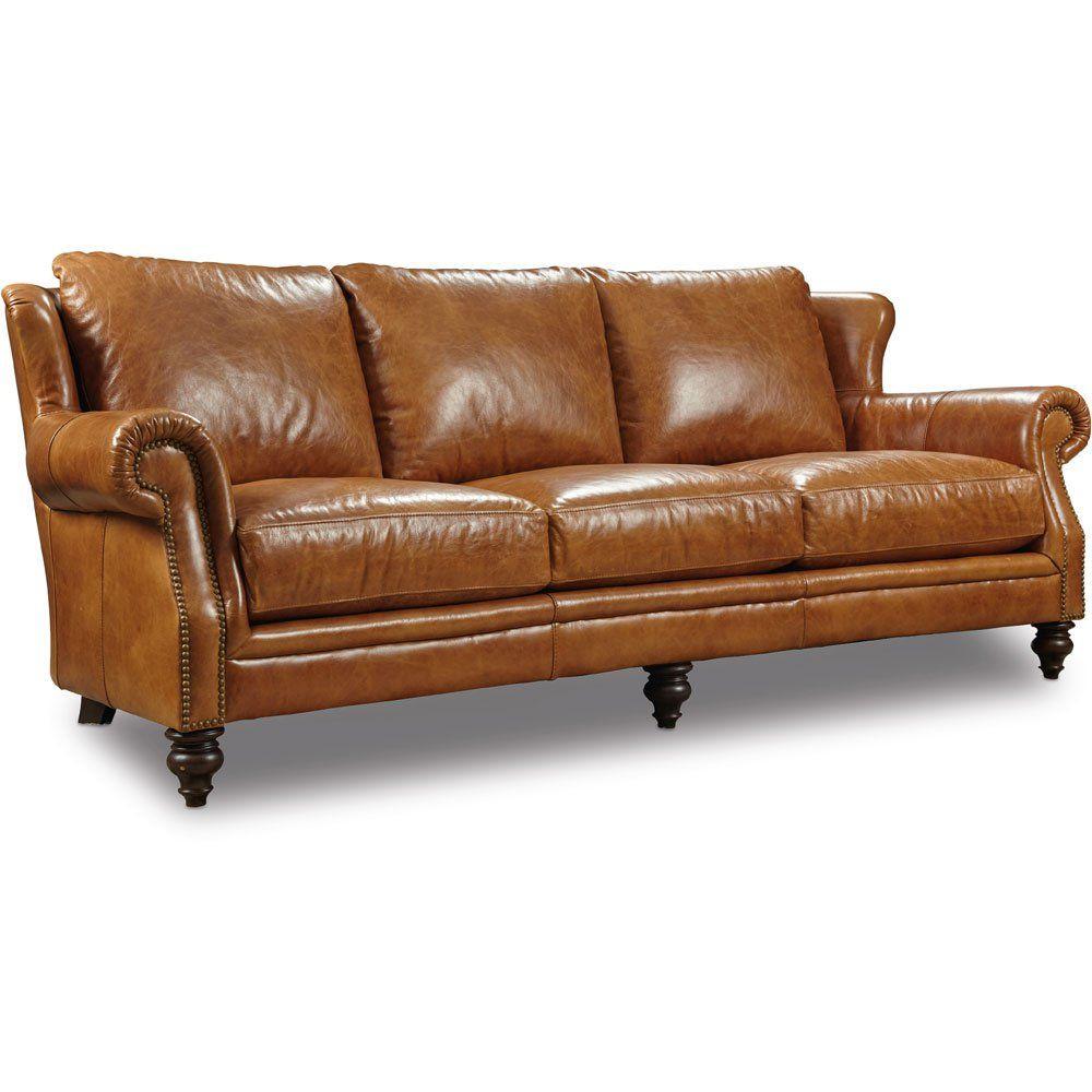 Hooker Furniture Living Room Hampton Stationary Sofa   Issis U0026 Sons    Birmingham, AL