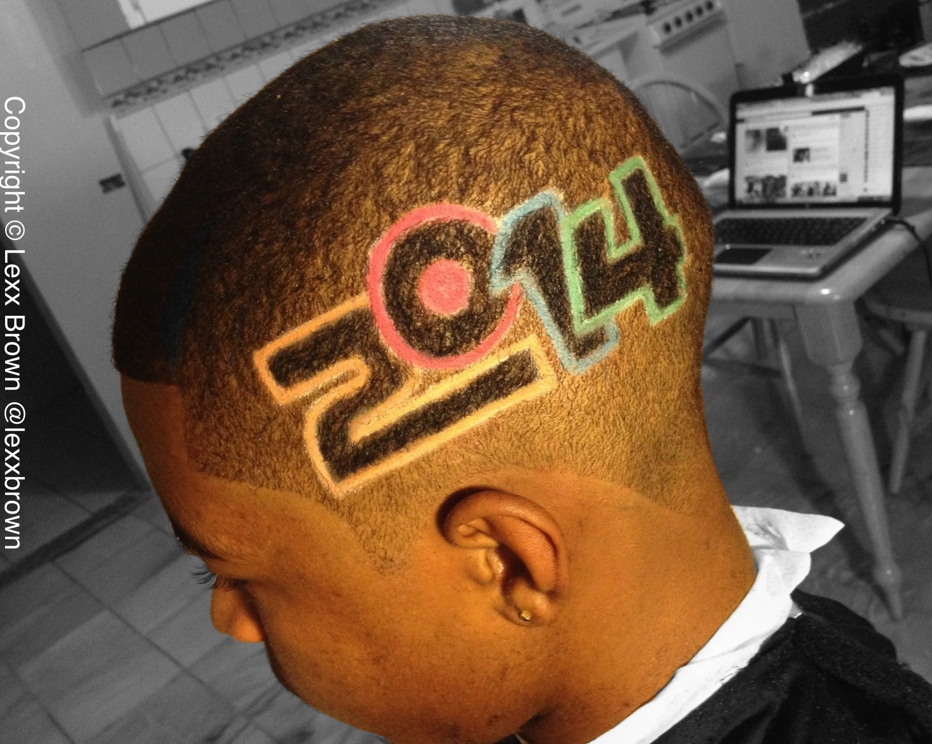 kuts by #lexxbrown #3d #hair #hairart #haircut #hairstyle