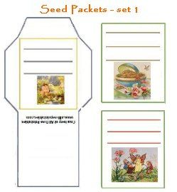 Free Printable Seed Packet Template from http://www.allfreeprintables.com