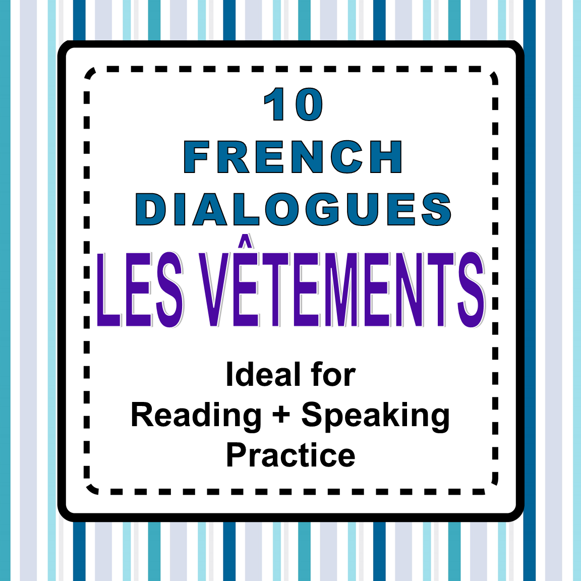 10 French Dialogues