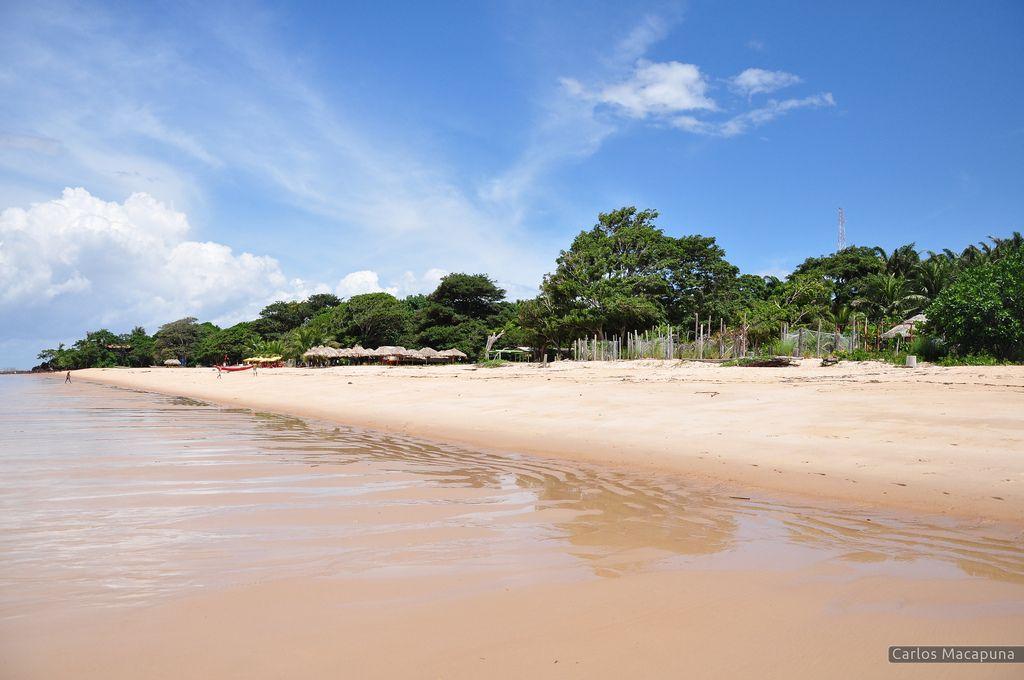 Praia do Joanes - Salvaterra, Ilha do Marajó (PA)