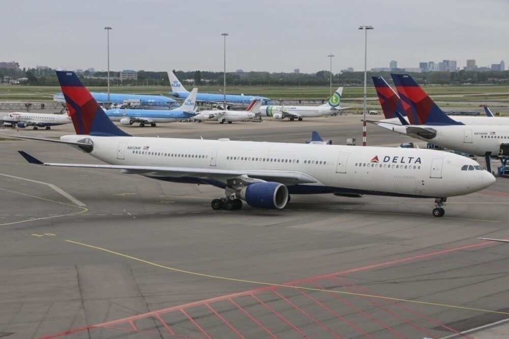 Delta Air Lines To Resume Minneapolis To Amsterdam Flights In 2020 Delta Airlines Airbus Aircraft