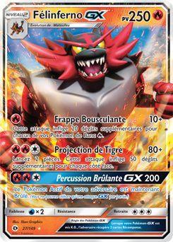 carte pokemon a imprimer gx Félinferno GX | Imprimer carte pokemon, Carte pokemon, Carte