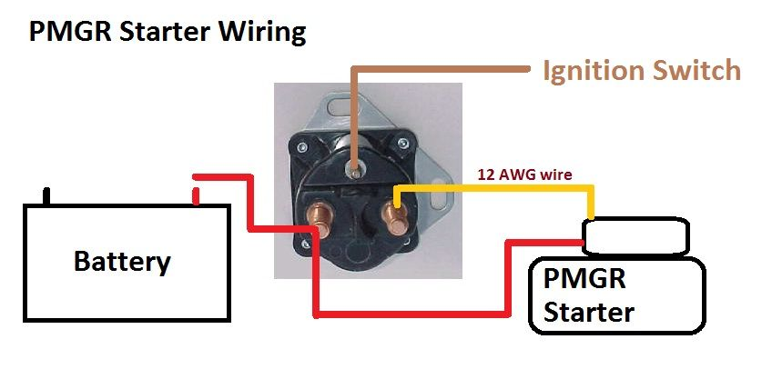 Ford f starter solenoid wiring diagram moreover
