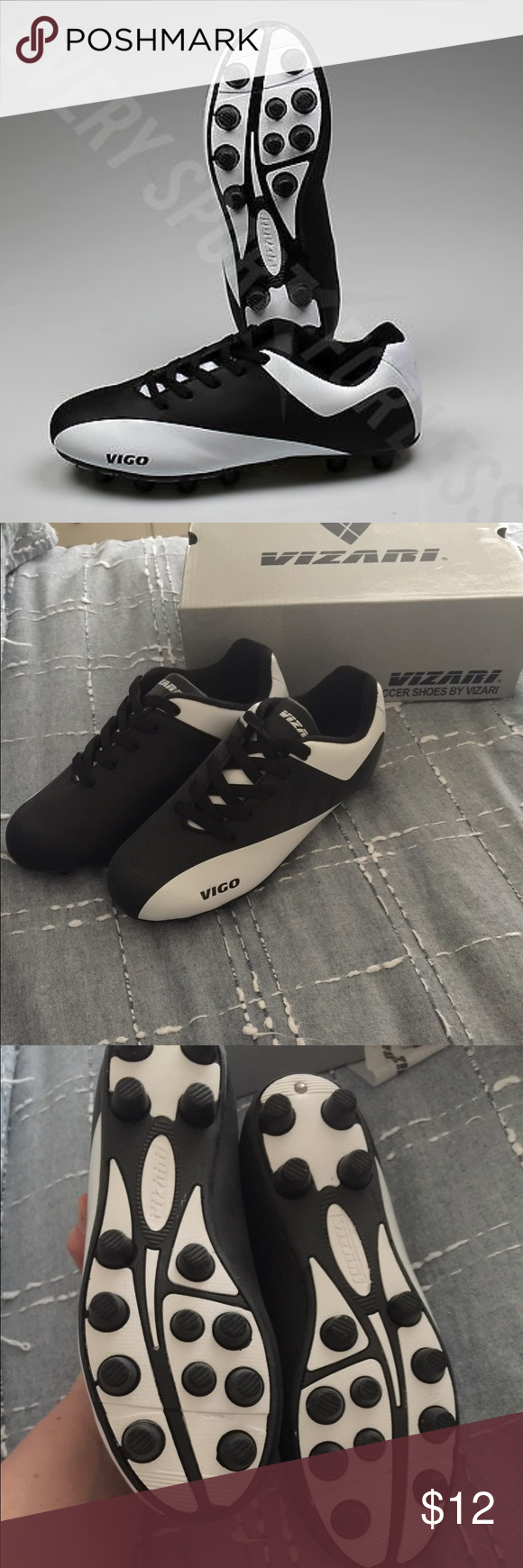 c9c27baea434 Vizari Vigo FG Youth Soccer Cleats - Like New! Only used once for 1 practice