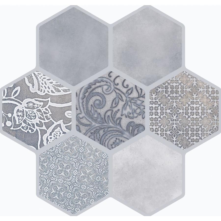 Emser vice and virtue 9 pack gray porcelain floor and wall tile emser vice and virtue 9 pack gray porcelain floor and wall tile common dailygadgetfo Gallery