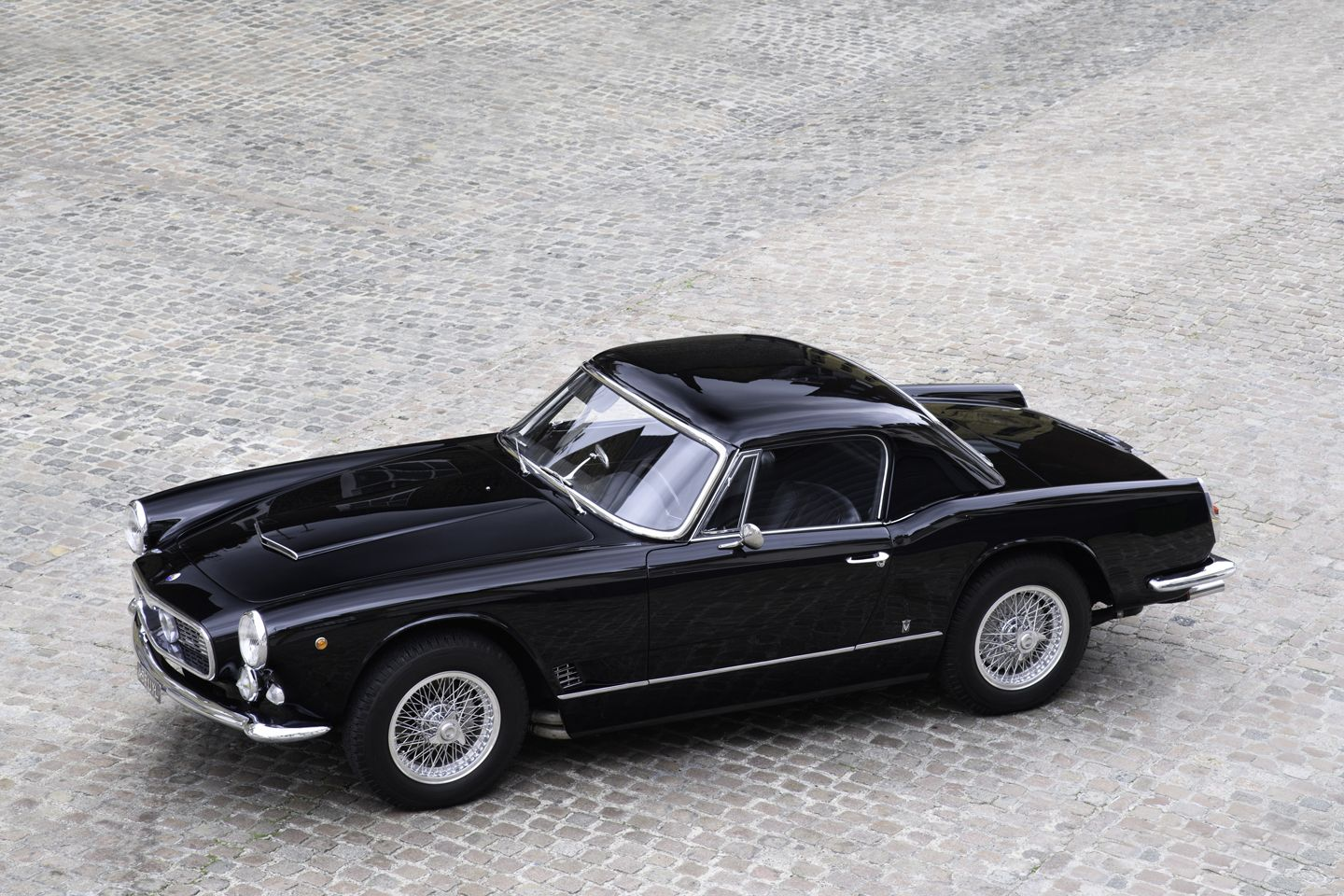 1962 Maserati 3500 GT Vignale Spyder | Cars for sale | FISKENS | Old ...