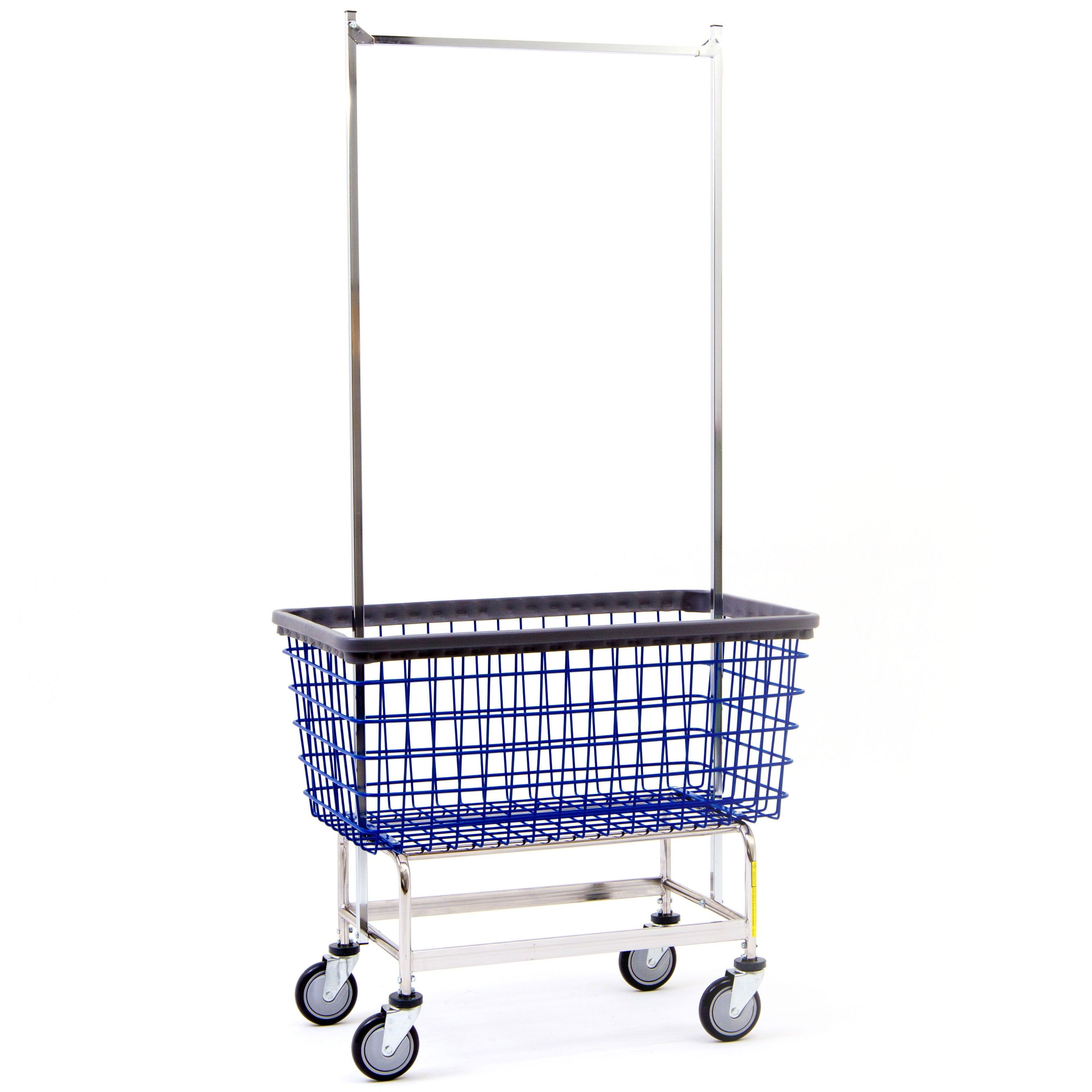 Doing Your Laundry Into Easy With Rolling Laundry Cart Rolling