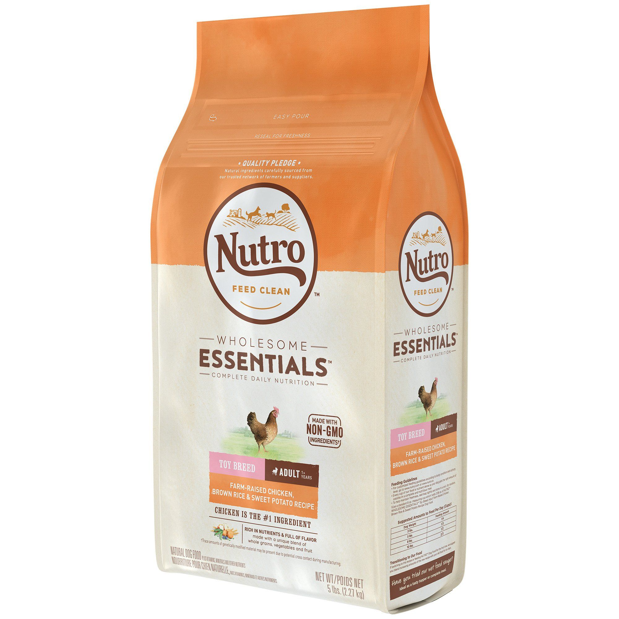 Nutro Wholesome Essentials Farm Raised Chicken Brown Rice Sweet
