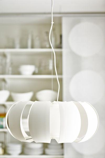 Stockholm Pendant Lamp White White Pendant Lamp Ikea