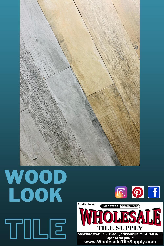 wood look tile luxury vinyl