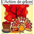 Celebrate Thanksgiving ~ L'Action de grâces ~ with this fun book of activities. Literacy, Math and Art with a Thanksgiving & Fall Theme! *IN FR...