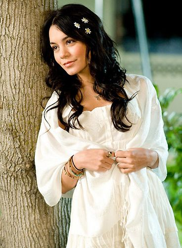 Vanessa hudgens white dress hsm2 full