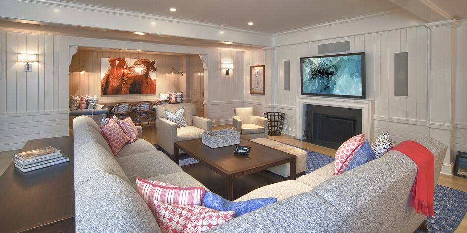 Family Media Room Ideas Part - 15: Game Room/media Room - Google Search