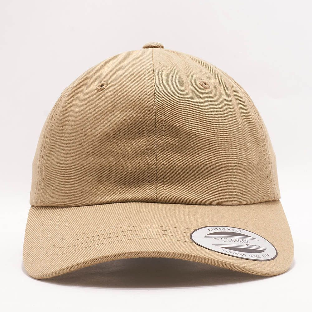 Yupoong 6245cm Low Profile Cotton Twill (dad Cap) [unstructured] [