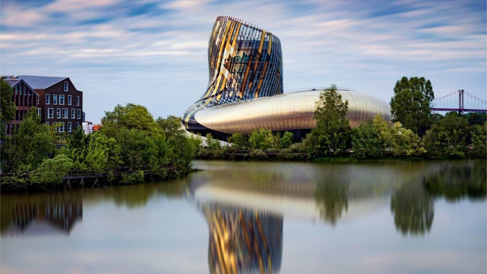 Frankrijk heeft een pretpark speciaal over wijn en het is fantastisch