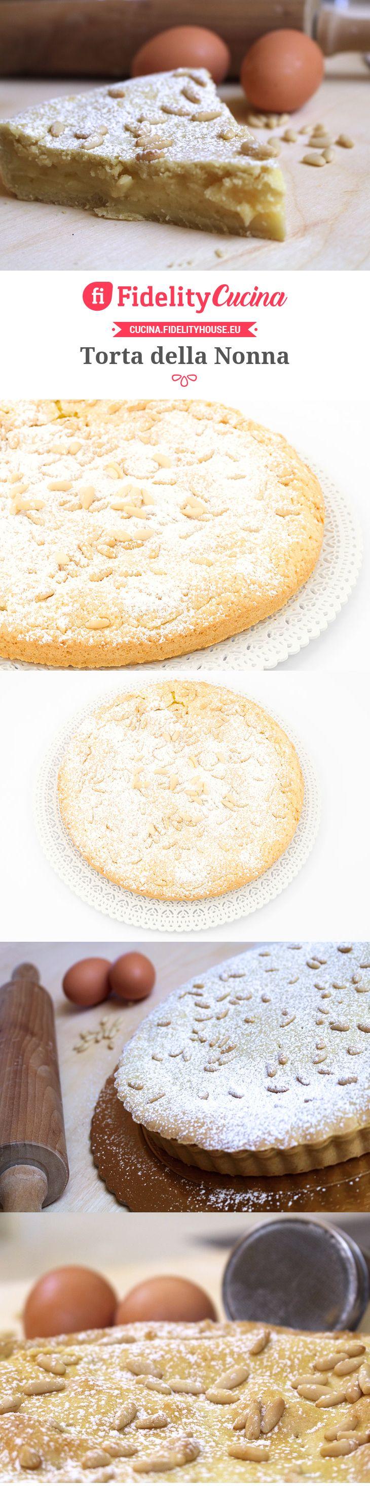 Photo of Ricetta torta della nonna – Fidelity Cucina