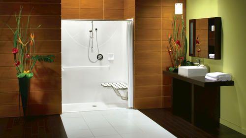 BFS-6036F One-Piece Shower at Menards | Home Addition Ideas ...