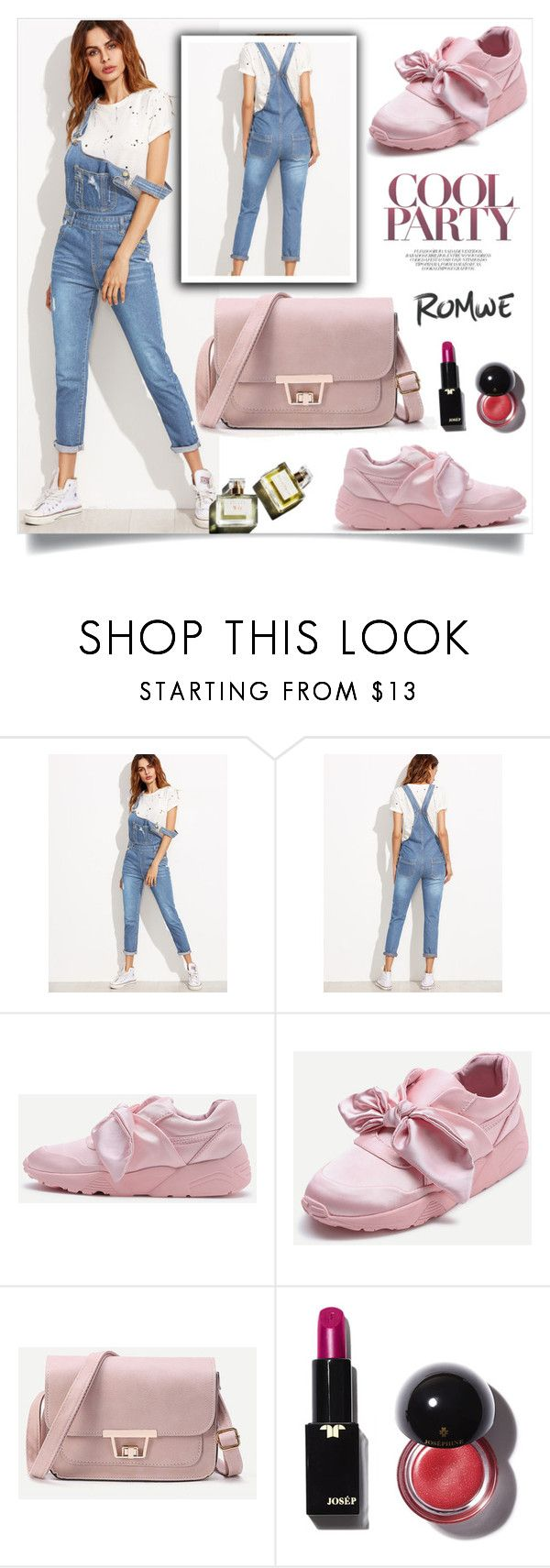 """""""Romwe 5/VI"""" by samra-bv ❤ liked on Polyvore featuring WithChic and Garance Doré"""