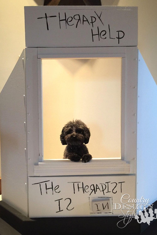 Large Dog Host