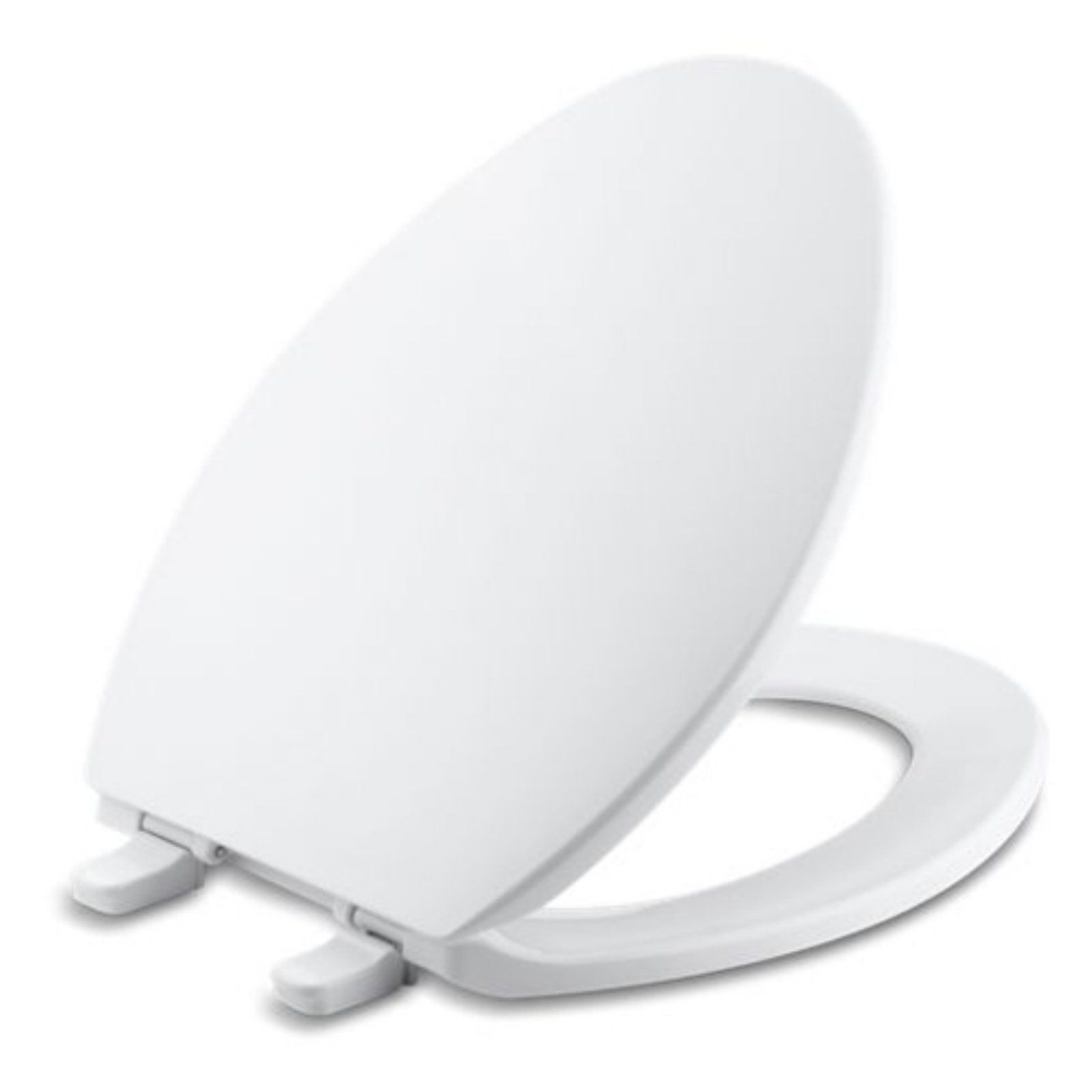 Excellent Kohler Brevia With Quick Release Hinges Elongated Toilet Machost Co Dining Chair Design Ideas Machostcouk
