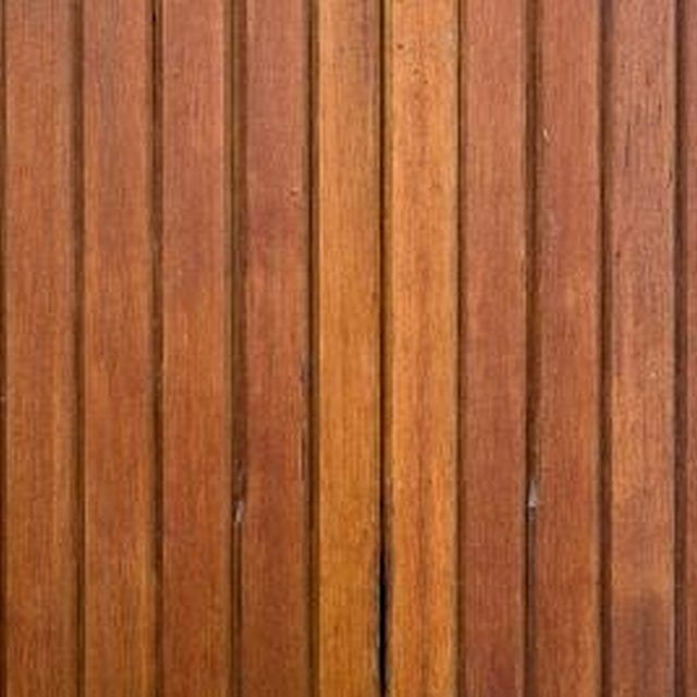 How To Paint Over 1970s Paneling