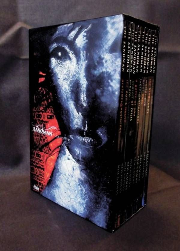 I need this!!!! All-in-one slipcased edition of Sandman - Boing Boing