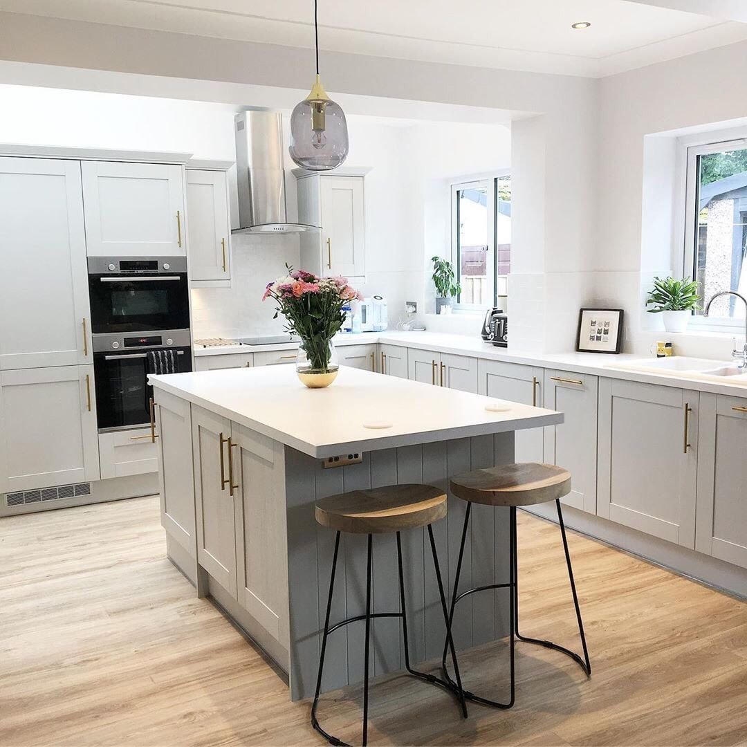 """Wren Kitchens on Instagram """"Create a space that is bright"""