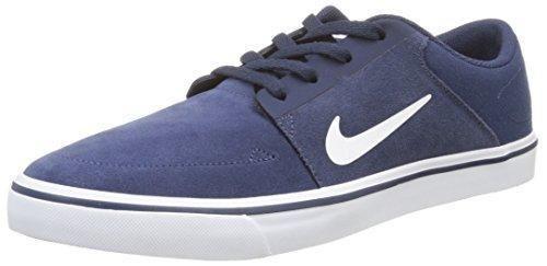 zapatillas nike janoski hombre azules