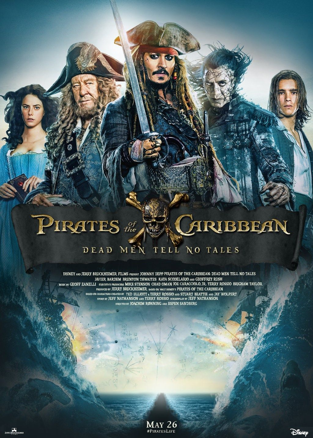 Enter Today For Your Chance To Win 2 Vip Tix To The Advance Screening Of Disney S Pirates Of The Caribbean Dead Men Pirates Of The Caribbean Pirates Caribbean