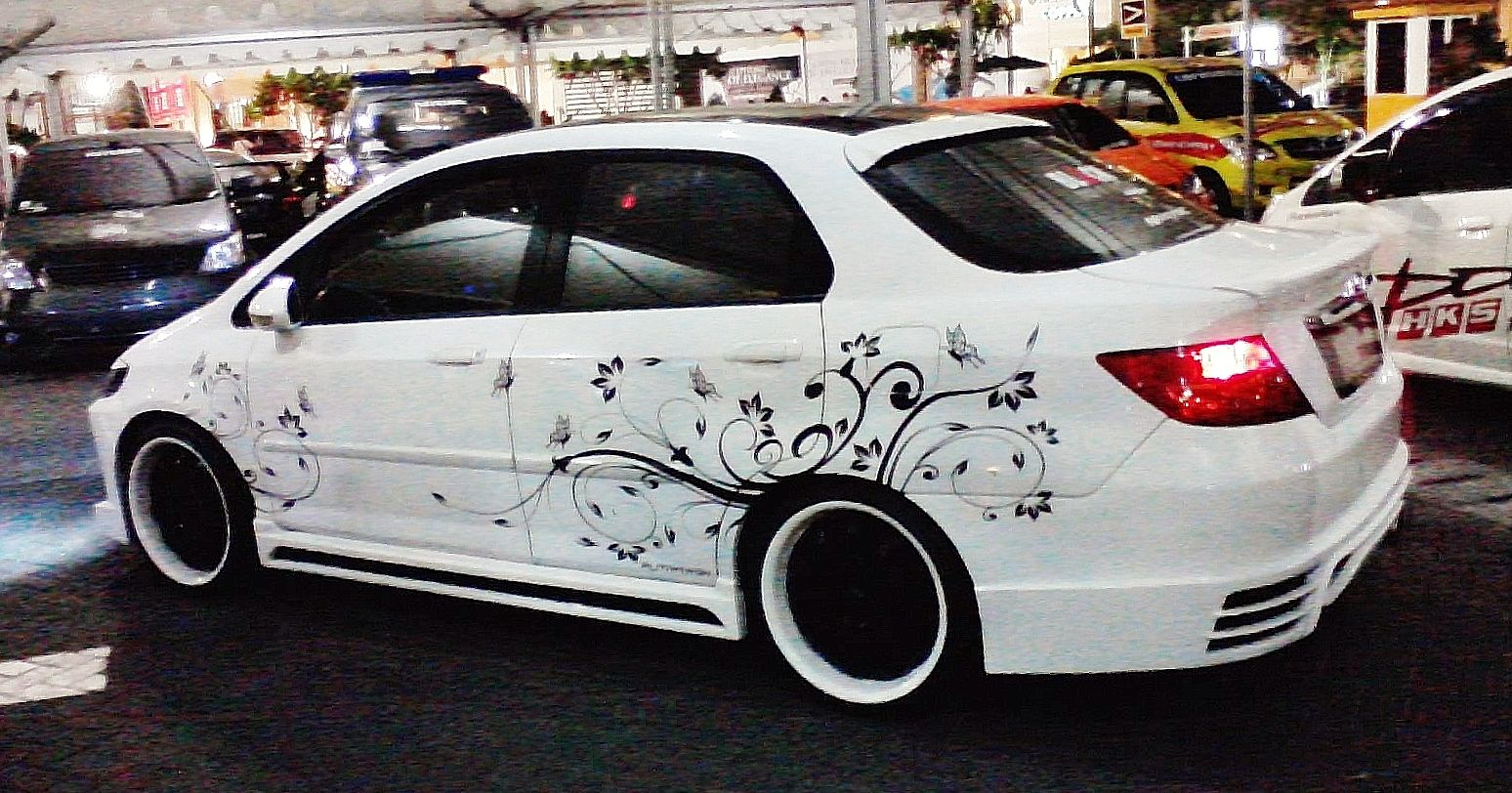 Pin By Mohd Firdaus Awang On Modified Cars Honda City City Car