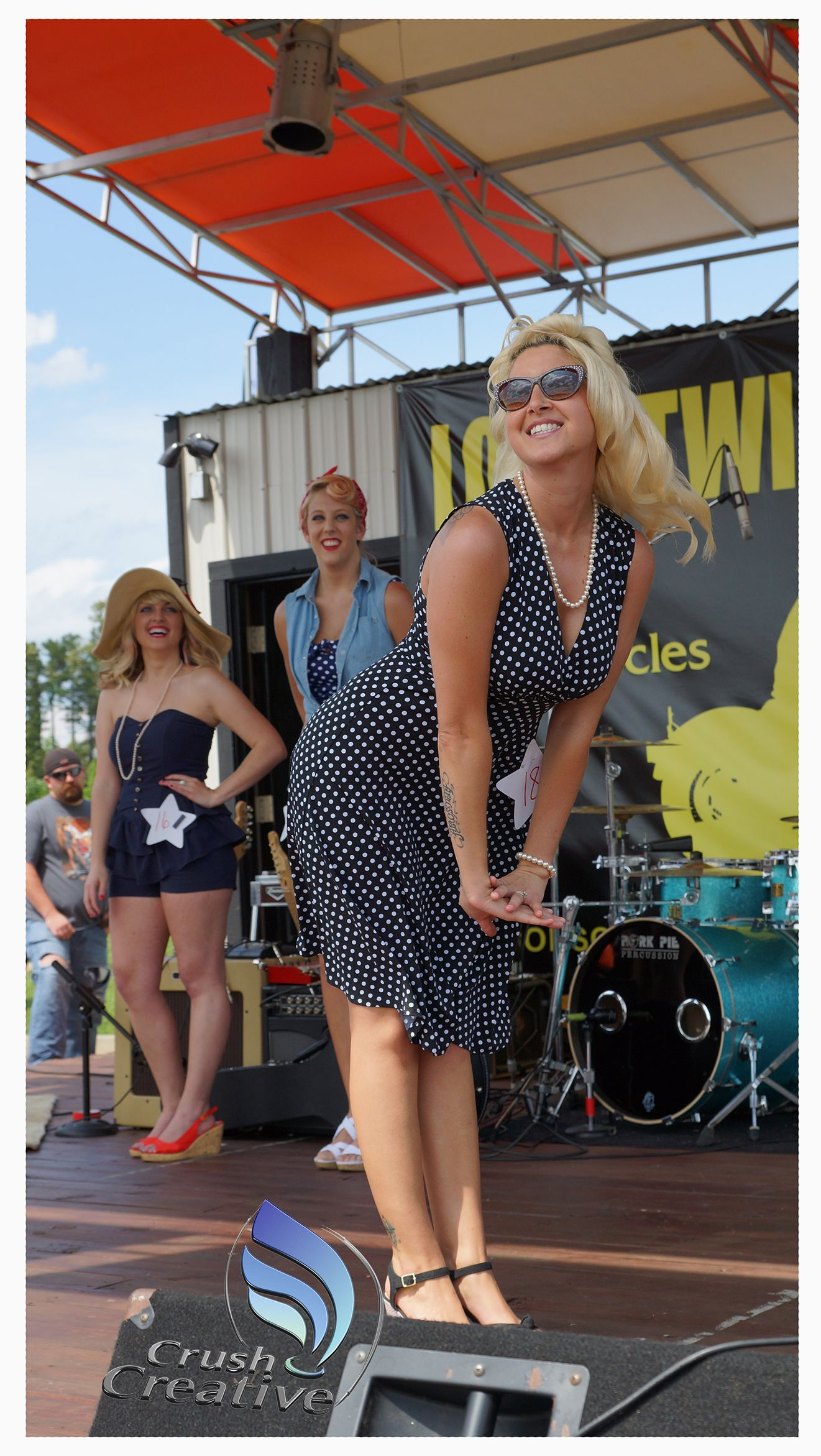 Harley Davidson Greenville Sc >> Pin Up Contest Greenville Harley Davidson Photo By Crush