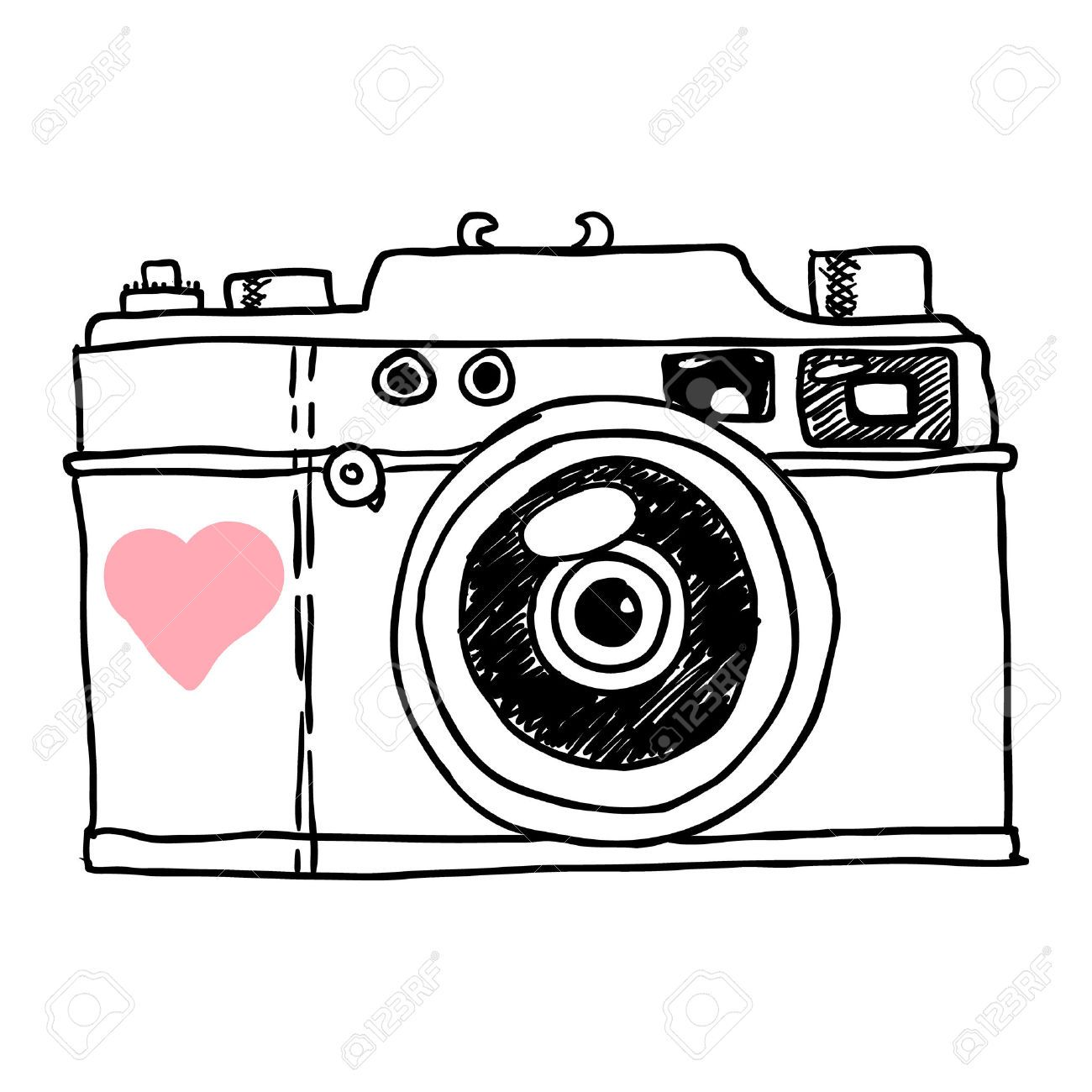 Polaroid Vector by Jenna Dupuis at | kuntzman | Pinterest ... for Camera Equipment Clipart  587fsj