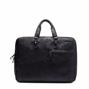 Sacoche Ordinateur Véritable Cuir Business Homme Warren