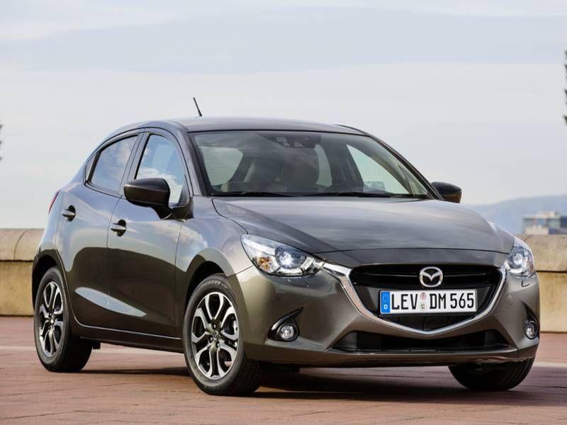 Configurateur nouvelle Mazda Mazda2 et listing des prix 2017 - Découvrez sur DriveK les caractéristiques et les dimensions de la nouvelle Mazda2