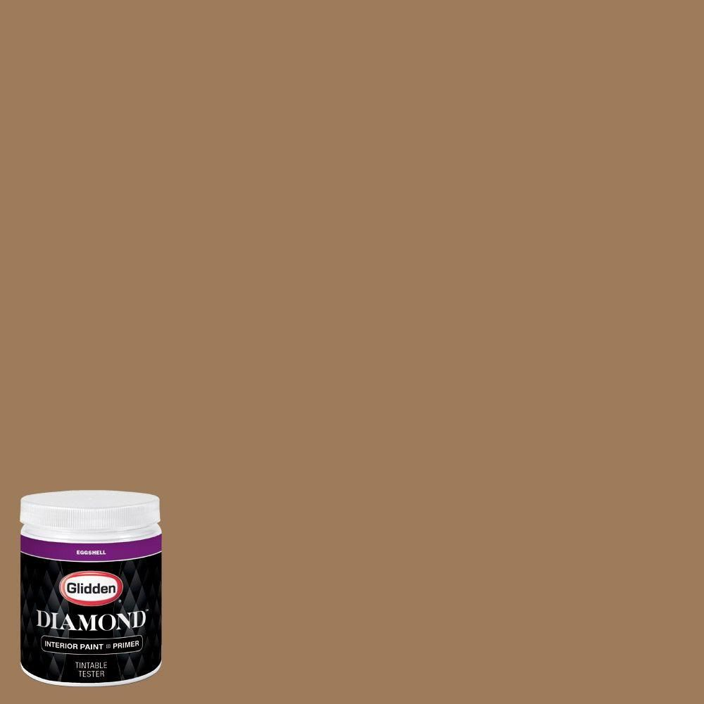 #HDGWN21D Copper Haypenny Eggshell Interior Paint With Primer Tester