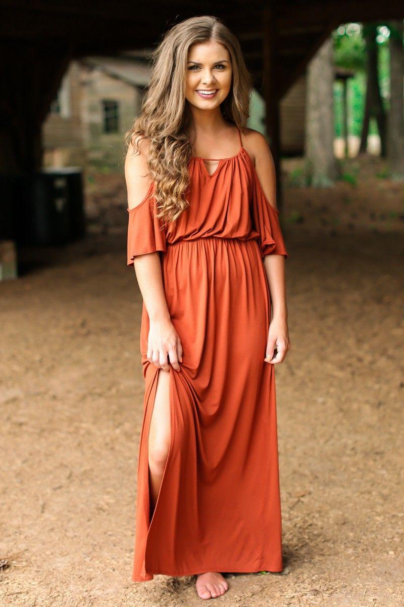Perfect romance rust maxi dress at reddressboutique fashion perfect romance rust maxi dress at reddressboutique ombrellifo Gallery