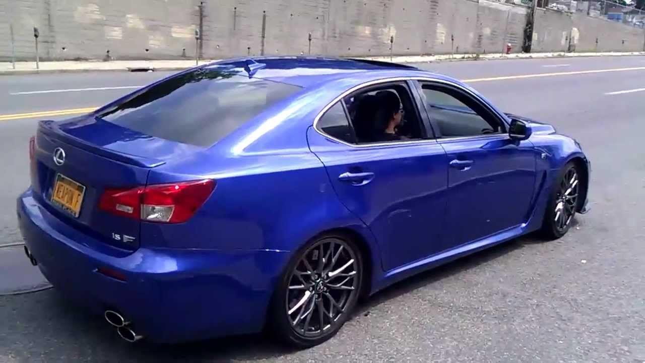 2011 Lexus ISF with Intake/Exhaust/Headers | Custom Darlings