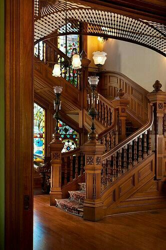 Best Pin By Imran Malik On Stairs Relling Victorian Homes 640 x 480