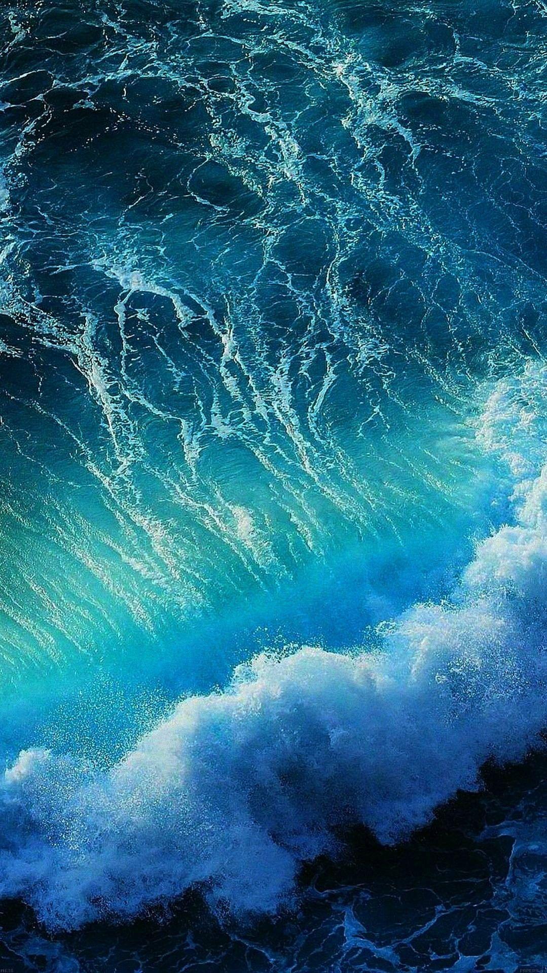 Океан картинки вертикальные