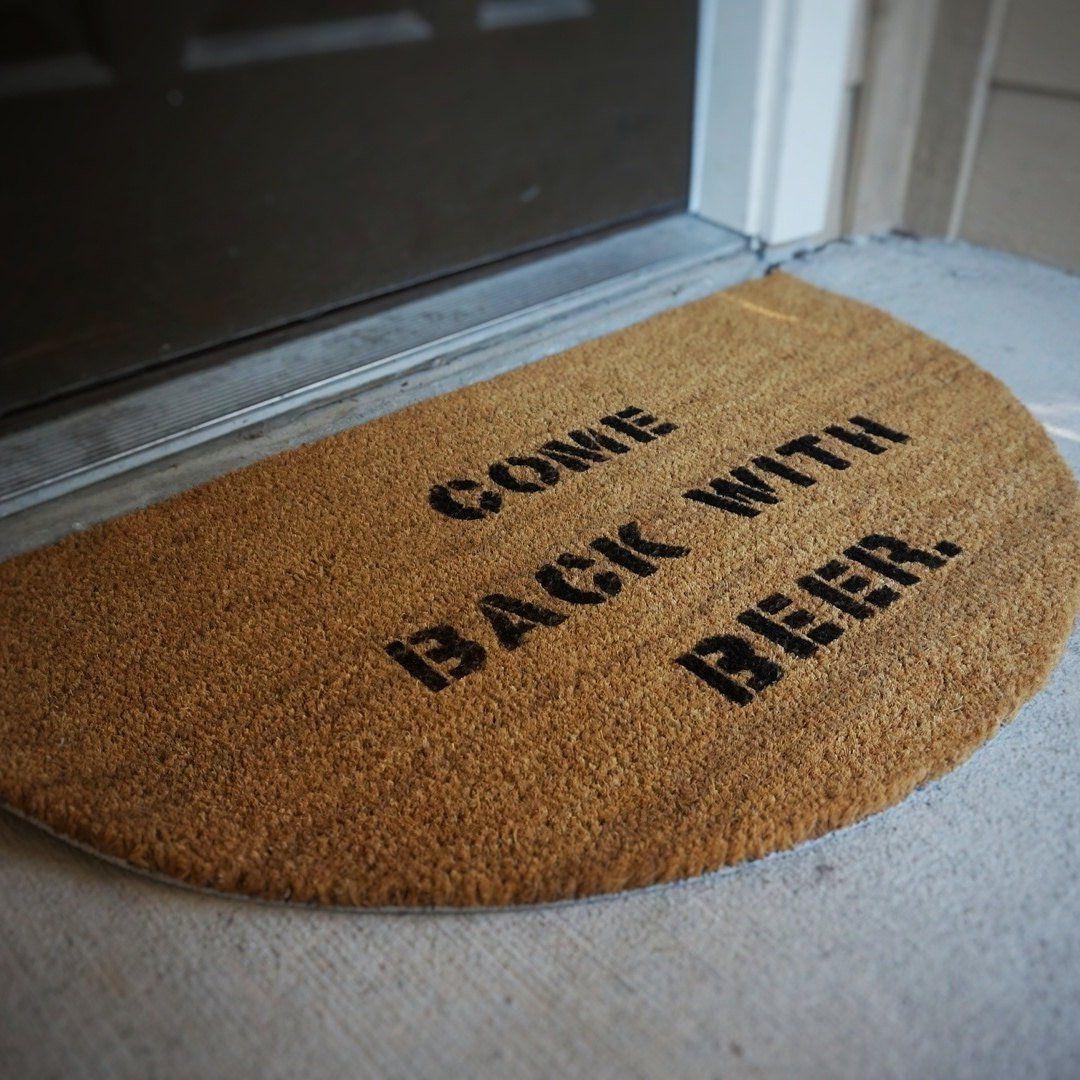 16 Cool Doormat Designs That Will Welcome You Home Door Mat Cool Doormats Design