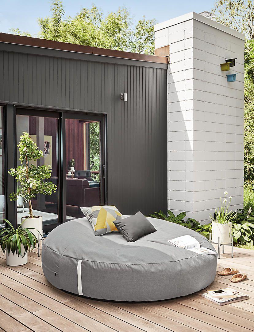 Outdoor Bean Bag, Bean Bag Chair, Modern
