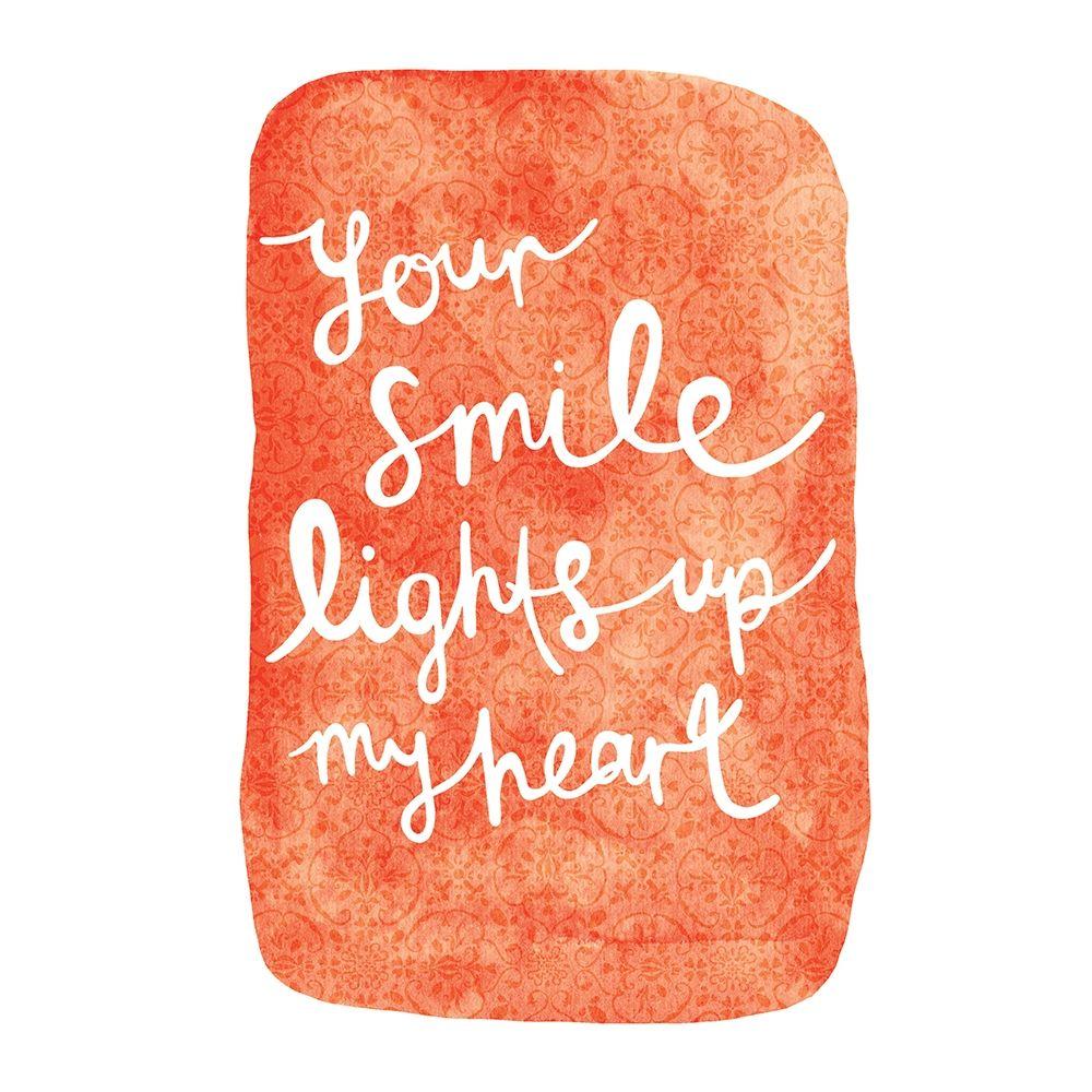 Your Smile - Art Print