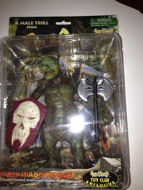 Troll ShadowKnight | EverQuest Trolls