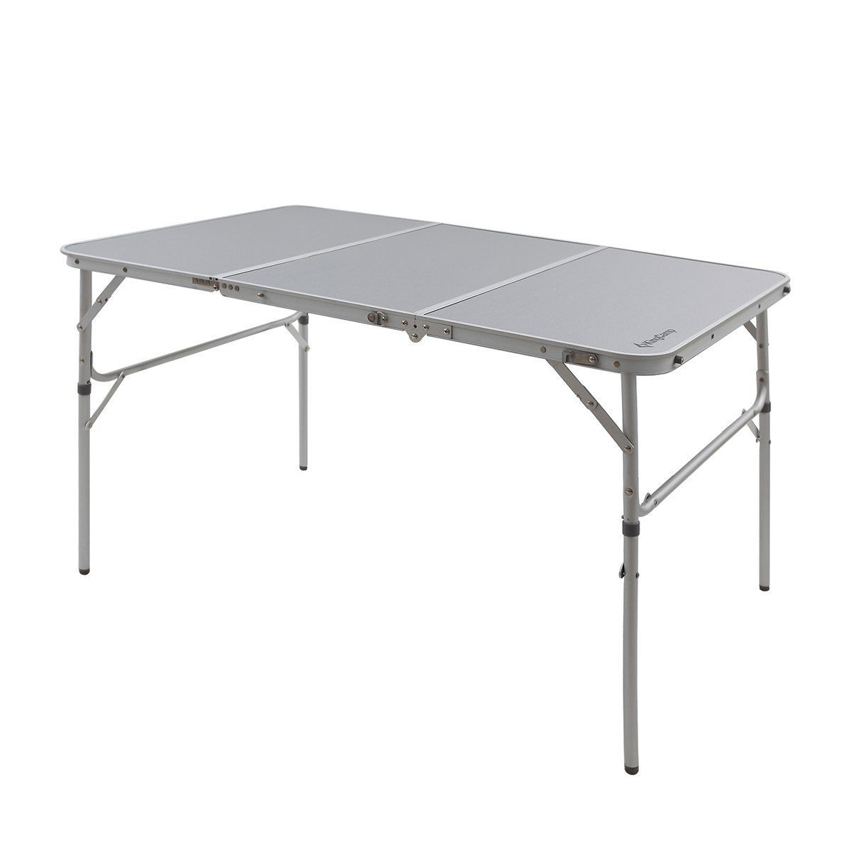 Kingcamp Lightweight Aluminum Tri Fold Camping Table You Can